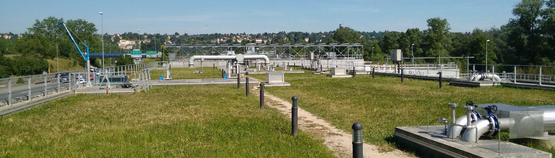 Consommation énergétique des stations d'épuration